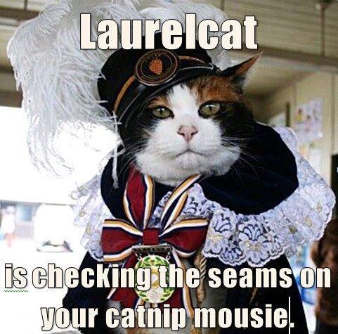 Laurelcat