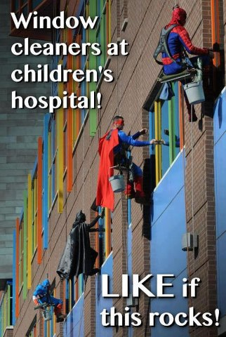 Real Superheros