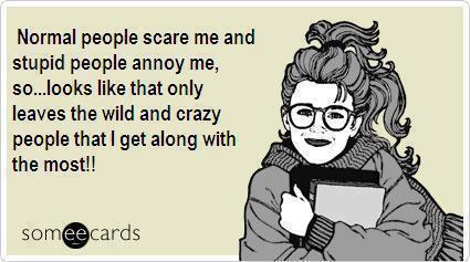 Criteria for My Friendship