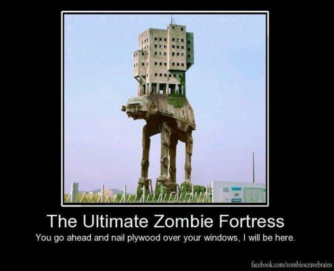 My Plan for the Zombie Apocalypse!