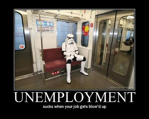 Unemployment Sucks