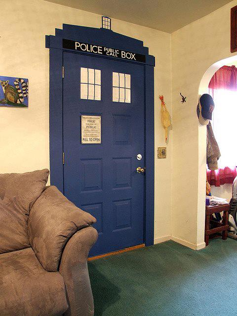 Dr. Who Decor