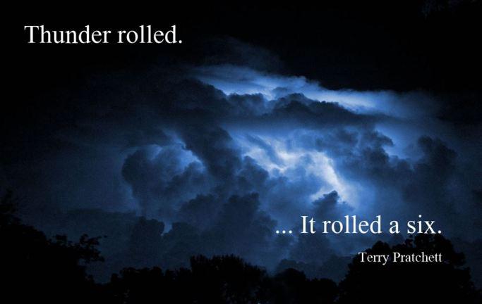 Thunder Rolled