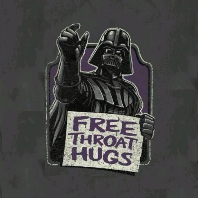 Sith Hugs!