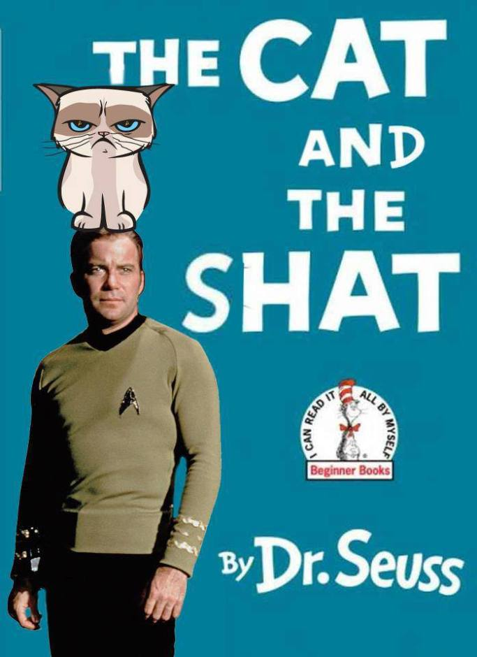 The Cat and the Shat