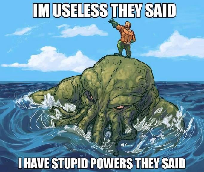 I'm Useless, They Said
