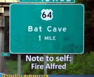 What the Hell, Alfred?