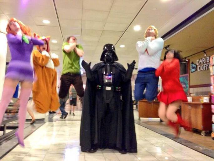 Only at DragonCon