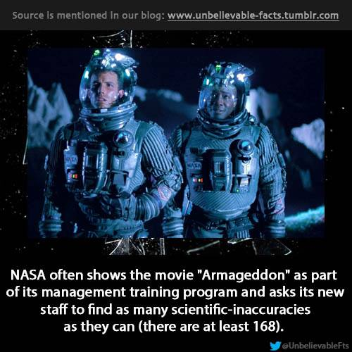 A Geeky Factoid