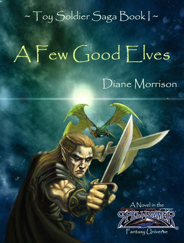 A Few Good Elves Live Reading - Chapter 2 on Sunday!