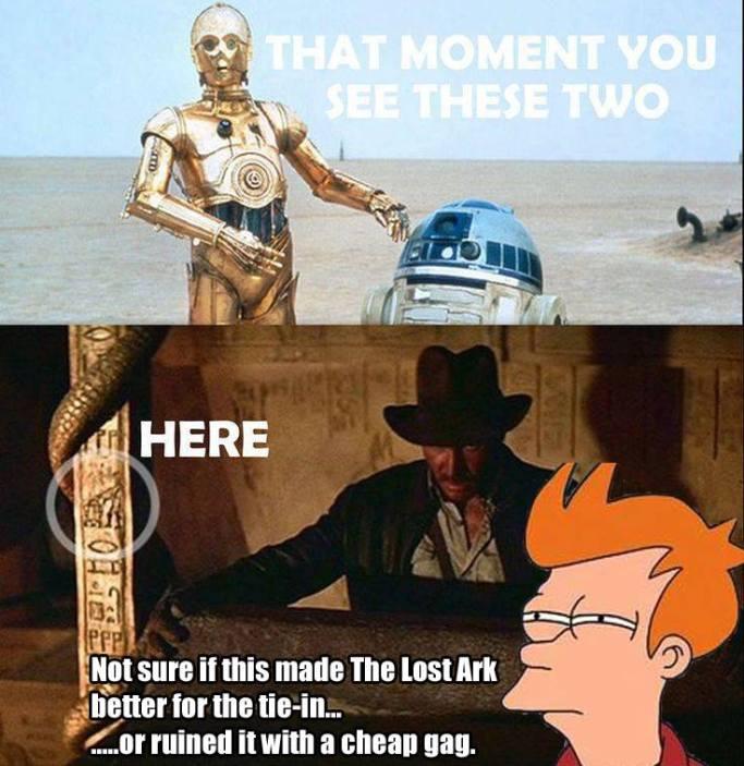 Awkward Movie Moment