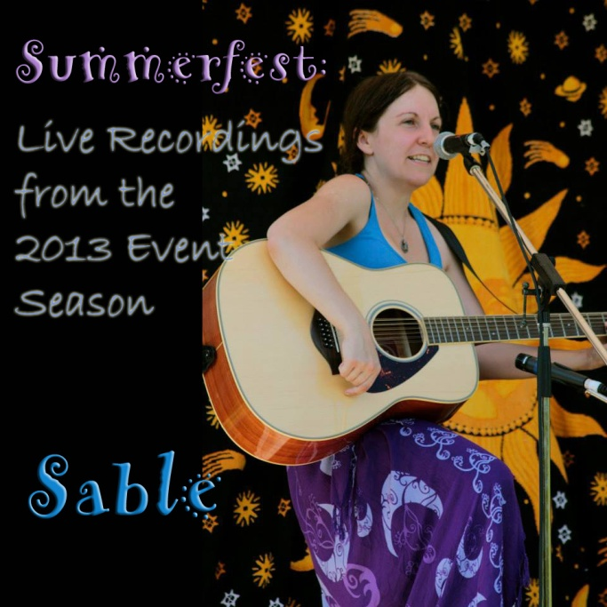 Sable - Summerfest: Live Recordings from the 2013 Event Season