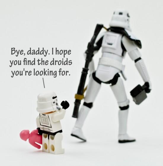 L'il Stormtrooper