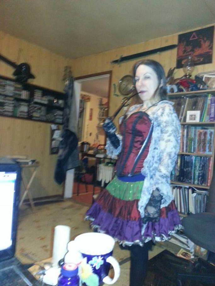 Is it Tacky to Cosplay Your Own Character?