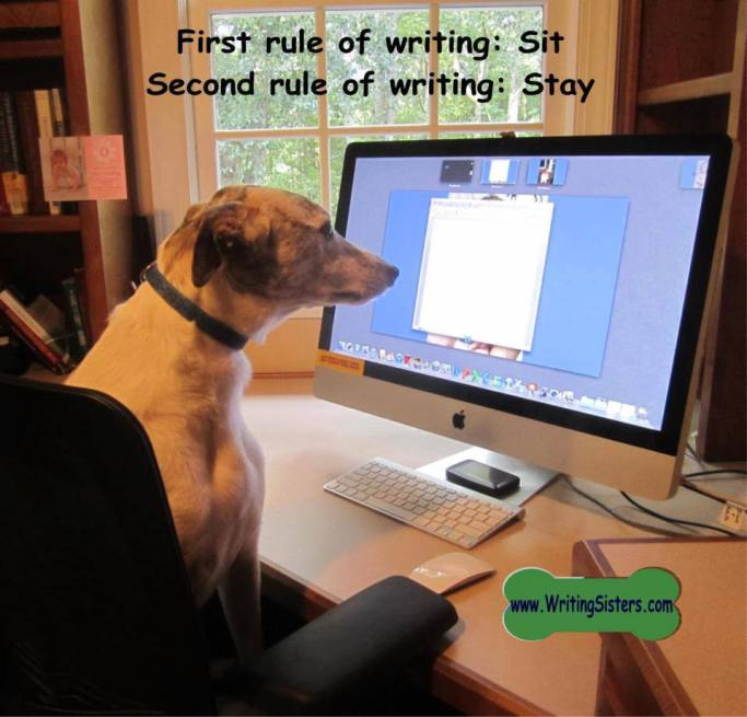 Writing: So Simple, a Dog Can Do It!