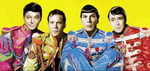 Captain Kirk's Lonely Hearts Club Band