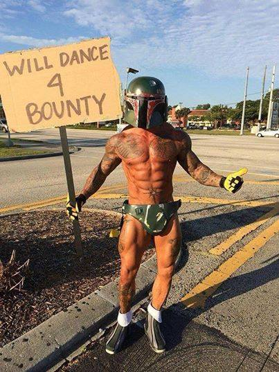 If Boba Fett *Did* Survive the Sarlaac, a Career Change Would Be Necessary . . .