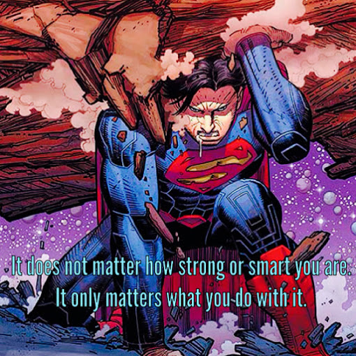 We Are All Supermen