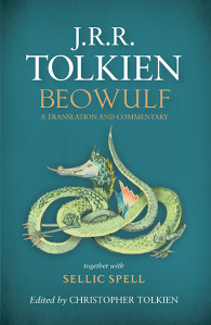 Beowulf cover by JRR Tolkien