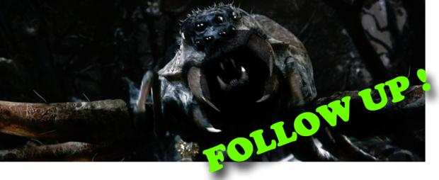 Spider (follow up)