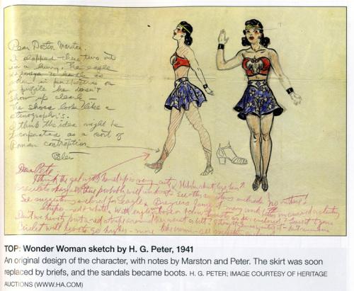 """From """"Wonder Woman Unbound"""""""