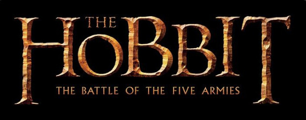 The Hobbit The Battle of the Five Armies logo