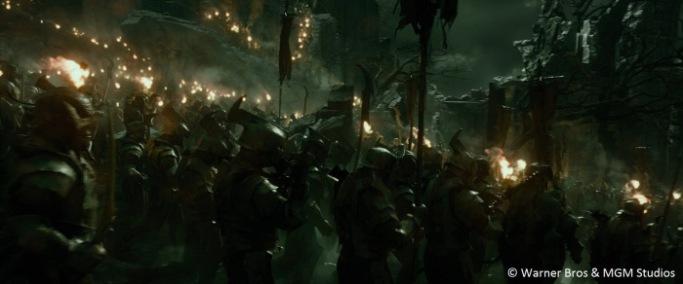Orc Army (Dol Guldur)