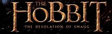 The Hobbit The Desolation of Smaug logo (header)