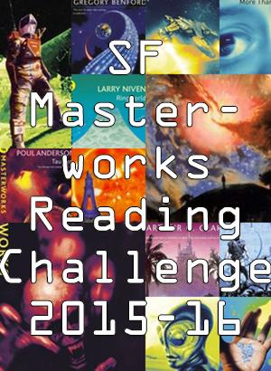 SF Masterworks Reading Challenge 2015-2016